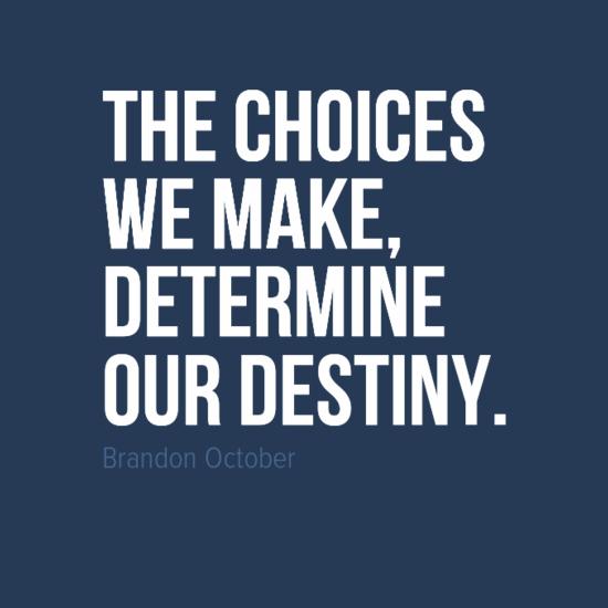 Choicesdestiny