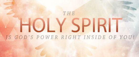 HolySpiritinside