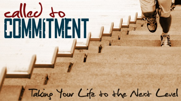 Called-to-Commitment