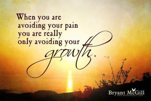 avoiding pain
