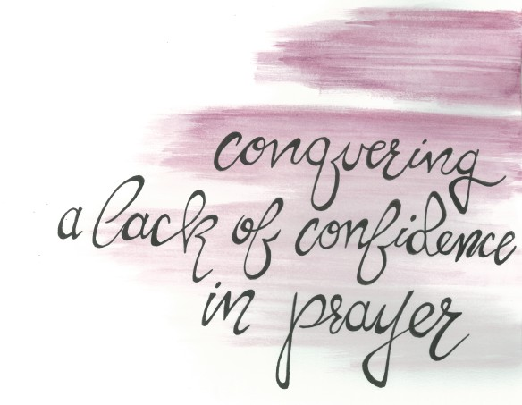 confidenceinprayer