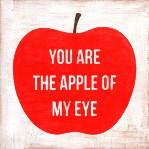 you-are-the-apple-of-my-eye-vintage-art-print-on-wood-3